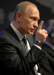 Vladimir Putin - World Economic Forum