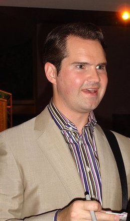 English: Photo of Jimmy Carr wikipedia.org